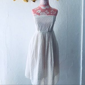 Anthropologie HD • In Paris • eyelet Dress 00